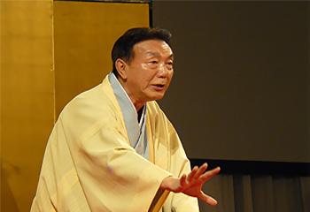 2012年 三遊亭夢之助様