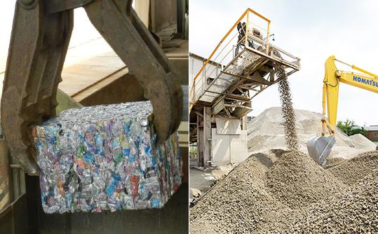 リサイクル部門