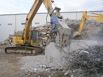 金属・砕石リサイクル 千葉製鋼